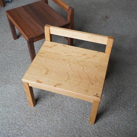 mokune kids chair / oak