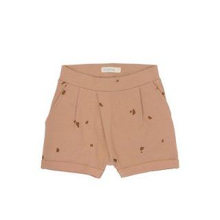 Phil&Phae Fold-over Shorts / Stone