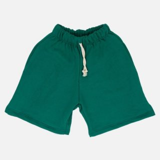 raquette SWEAT SHORT / GREEN
