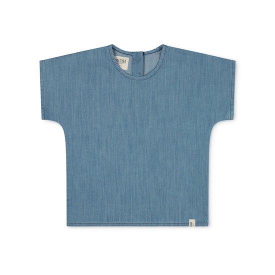 MATONA Arlo T-shirt / denim