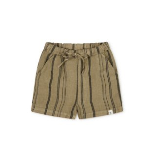 MATONA Arkie Shorts / clay stripes