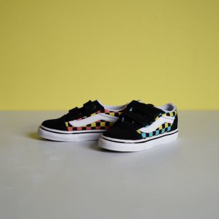 VANS OLD SKOOL VS / BLK MLTI
