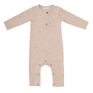 <img class='new_mark_img1' src='https://img.shop-pro.jp/img/new/icons10.gif' style='border:none;display:inline;margin:0px;padding:0px;width:auto;' />Phil&Phae Rib henley jumpsuit l/s dots / warm creamの商品画像
