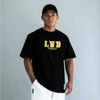 COTTON BIG LGD PRINT S/S TEE