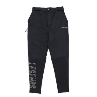 <img class='new_mark_img1' src='https://img.shop-pro.jp/img/new/icons5.gif' style='border:none;display:inline;margin:0px;padding:0px;width:auto;' />DOUBLE KNIT OUTLINE LOGO LONG PANTS