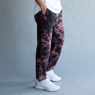 LEGENDS COTTON SWEAT TIE DYE LONG PANTS
