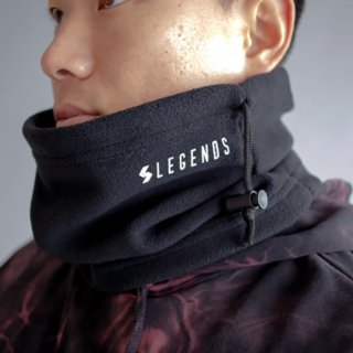 <img class='new_mark_img1' src='https://img.shop-pro.jp/img/new/icons20.gif' style='border:none;display:inline;margin:0px;padding:0px;width:auto;' />LEGENDS ONE POINT LOGO NECK WARMER