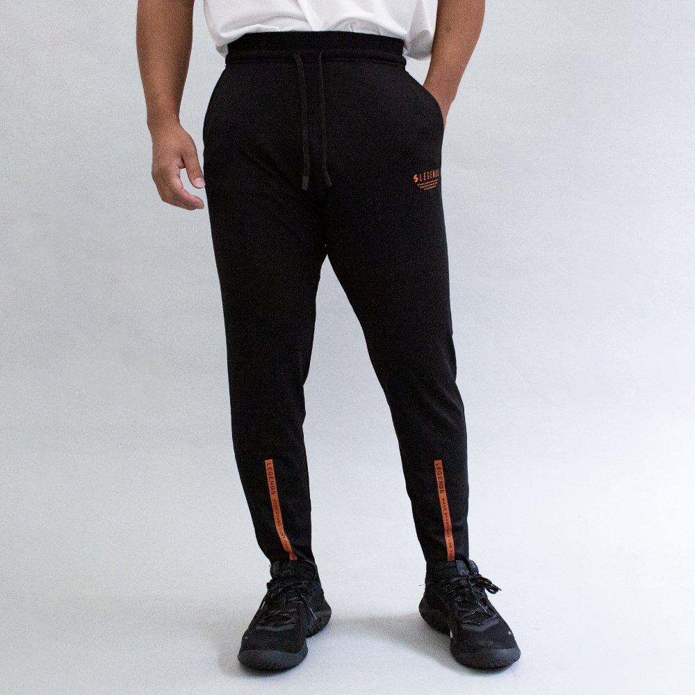 DRY LINE PRINT LONG PANTS