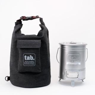 tab. 缶ストーブSEとスレンダーバッグセット