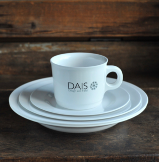 DAIS(ダイス) メラミンウエア 5点セット