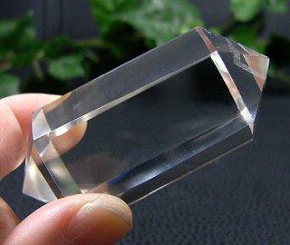 ポリッシュポイント(ダブルターミネーター104)両剣水晶