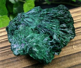 原石(ベルベットマラカイト2)
