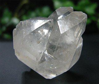 ナチュラルポイント(ダブルターミネーター518)両剣水晶