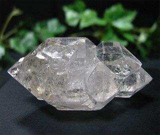 ナチュラルポイント(ダブルターミネーター529)両剣水晶