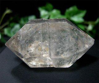 ナチュラルポイント(ダブルターミネーター536)両剣水晶
