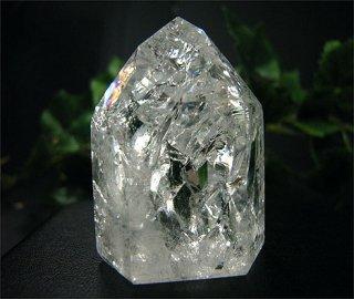 ポリッシュポイント(レインボー水晶302)