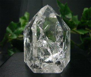 ポリッシュポイント(レインボー水晶304)