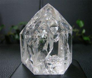 ポリッシュポイント(レインボー水晶316)