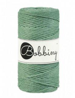 Bobbiny マクラメ シングル(3mm) ユーカリグリーン