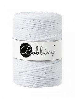 Bobbiny マクラメ シングル(5mm)ホワイト