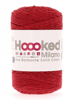 Hoooked Milano レッド(Ruby)