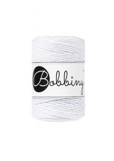 Bobbiny マクラメ シングル 2mm(1.5mm)ホワイト