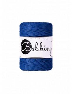 【限定】Bobbiny マクラメ シングル 2mm(1.5mm)クラシックブルー