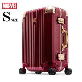 マーベル【MARVEL】 アイアンマン【IRONMAN】DESENO スーツケース アルミフレーム Sサイズ
