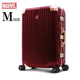 マーベル【MARVEL】 アイアンマン【IRONMAN】DESENO  スーツケース アルミフレーム Mサイズ