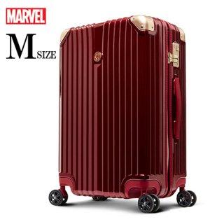 マーベル【MARVEL】 アイアンマン【IRONMAN】DESENO  スーツケース ジッパー Mサイズ