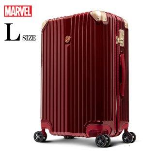 マーベル【MARVEL】 アイアンマン【IRONMAN】DESENO  スーツケース ジッパー Lサイズ