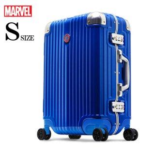 マーベル【MARVEL】 キャプテンアメリカ【CAPTAINAMERICA】 DESENO  スーツケース アルミフレーム Sサイズ