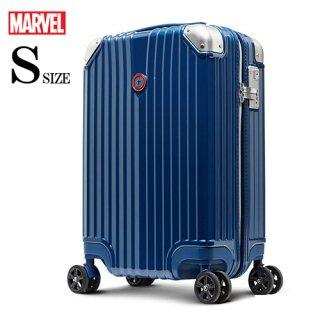 マーベル【MARVEL】 キャプテンアメリカ【CAPTAINAMERICA】DESENO  スーツケース ジッパー Sサイズ