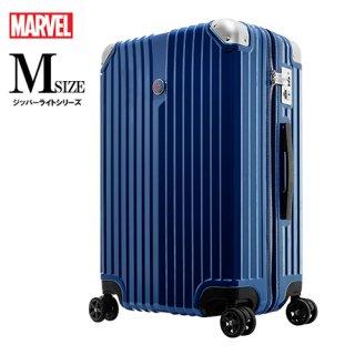 マーベル【MARVEL】 キャプテンアメリカ【CAPTAINAMERICA】 DESENO スーツケース ジッパーライト Mサイズ