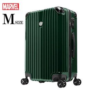 マーベル【MARVEL】 ハルク【HULK】DESENO  スーツケース ジッパー Mサイズ