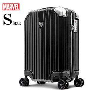 マーベル【MARVEL】 ブラックパンサー【BLACKPANTHER】 DESENO スーツケース ジッパー Sサイズ