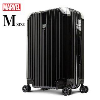 マーベル【MARVEL】 ブラックパンサー【BLACKPANTHER】DESENO  スーツケース ジッパー Mサイズ