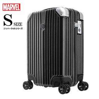マーベル【MARVEL】 ブラックパンサー【BLACKPANTHER】DESENO  スーツケース ジッパーライト Sサイズ