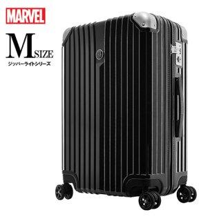 マーベル【MARVEL】 ブラックパンサー【BLACKPANTHER】DESENO  スーツケース ジッパーライト Mサイズ