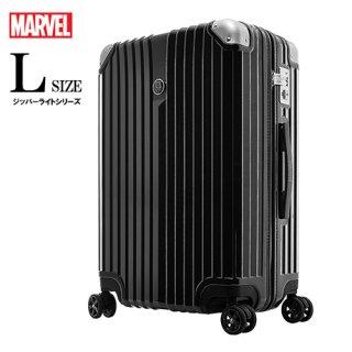 マーベル【MARVEL】 ブラックパンサー【BLACKPANTHER】DESENO  スーツケース ジッパーライト Lサイズ
