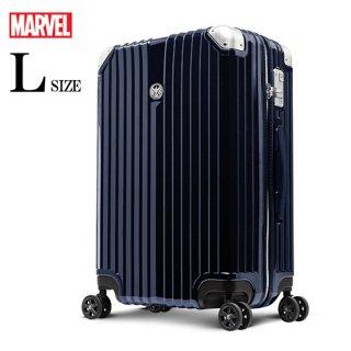 マーベル【MARVEL】 シールド【S.H.I.E.L.D】DESENO  スーツケース ジッパー Lサイズ