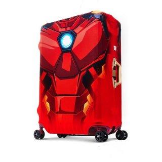 マーベル【MARVEL】 アイアンマン【IRONMAN】DESENO  スーツケースカバー Mサイズ
