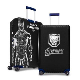 マーベル【MARVEL】 ブラックパンサー【BLACKPANTHER】DESENO  スーツケースカバー Lサイズ