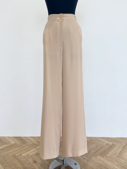 FLUID POLYESTER  PANTS