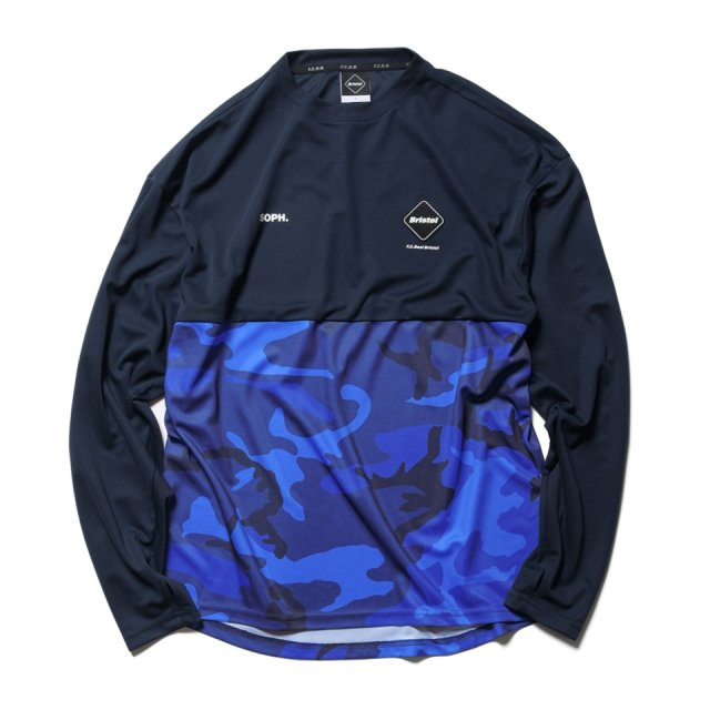L/S CAMOUFLAGE TEAM TOP