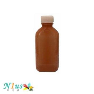 遮光B型投薬瓶(茶色) 100ml ケーエム化学<br>