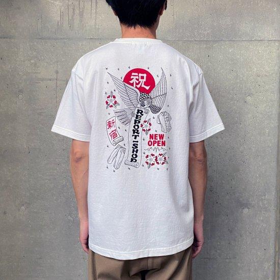 <SELCRAIG> LIMITED EDITION ARTIST 遊鷹 H/S SHIRT/シャツ