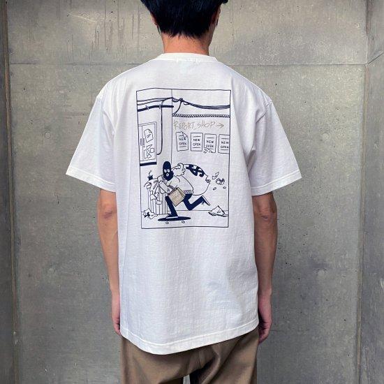 <SELCRAIG> LIMITED EDITION ARTIST タケウチアツシ H/S SHIRT/シャツ