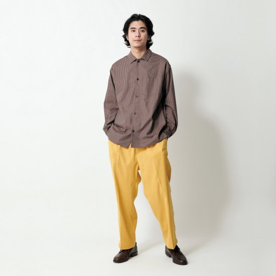 <img class='new_mark_img1' src='https://img.shop-pro.jp/img/new/icons20.gif' style='border:none;display:inline;margin:0px;padding:0px;width:auto;' /><SELCRAIG> CHECK COACH SHIRT/シャツ