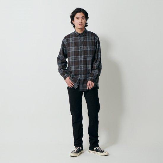 <SELCRAIG> SMOKY CHECK SHIRT/シャツ